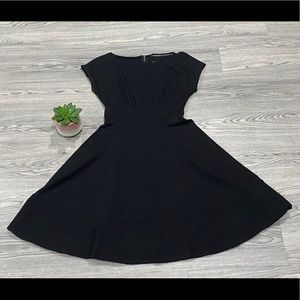 Kate Spade ♠️ Broom Street black dress